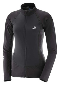 Salomon Women's Lightning Pro Full Zip Midlayer Jacket