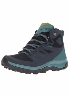 SALOMON Women's Outline Mid GTX Hiking Boots