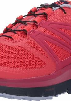 SALOMON Women's Sense MAX 2 W Sneaker Hibiscus/Evening Blue/Cerise.