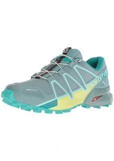 Salomon Women's Speedcross 4 CS W Trail Running Shoe  10 B US
