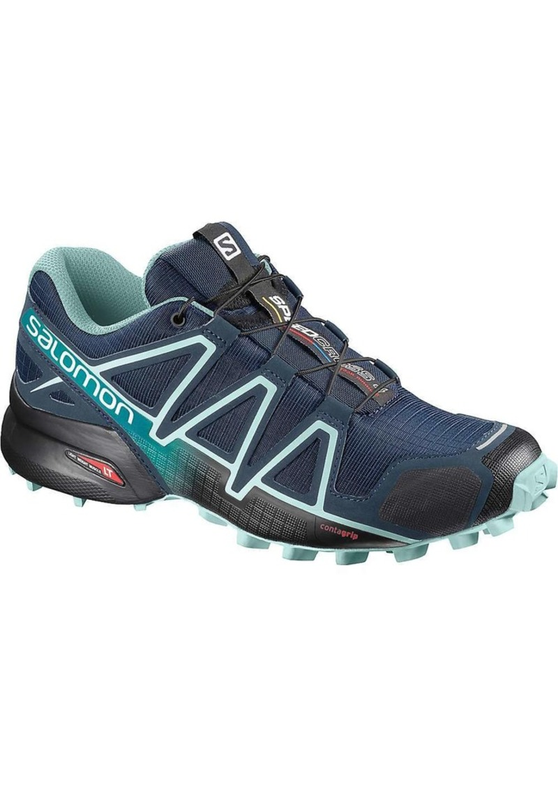 Salomon Women's Speedcross 4 Shoe - Wide