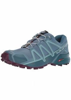 Salomon Women's Speedcross 4 W Trail Running Shoe  12 Standard US Width US