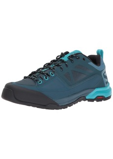 Salomon Women's X ALP SPRY W Mountaineering Boot Mallard Reflecting Pond/Blue Bird