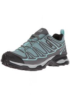 Salomon Women's X Ultra Prime CS WP W Hiking Shoe artic  M US