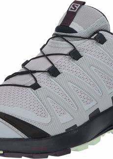 Salomon XA Pro 3D V8 Women's Trail Running / Hiking Shoe Pearl Blue/Sweet Grape/Patina Green