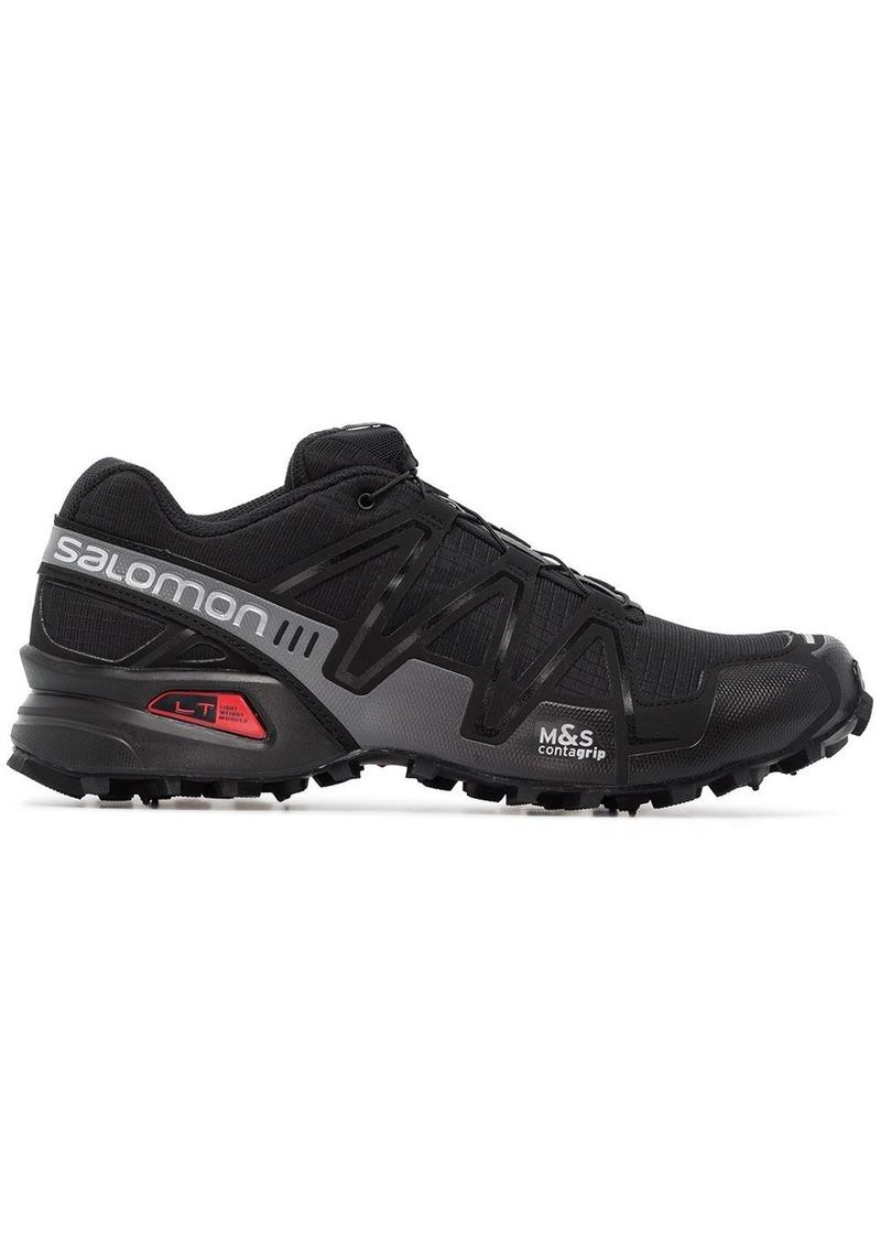 Salomon Black Speedcross 3 advanced sneakers