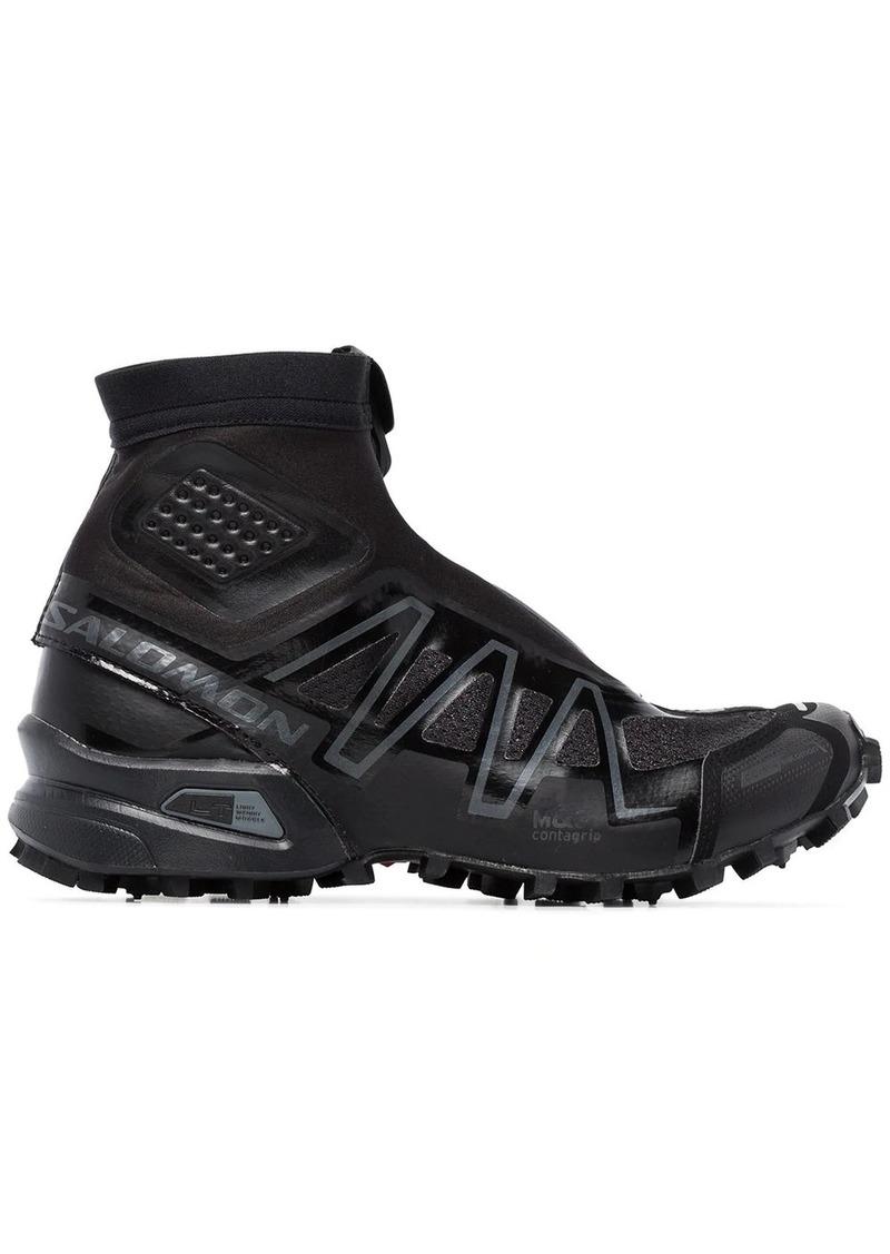 Women's X Ultra MID 2 W Spikes GTX Snow Boot DetroitBlackArtist Grey X M US