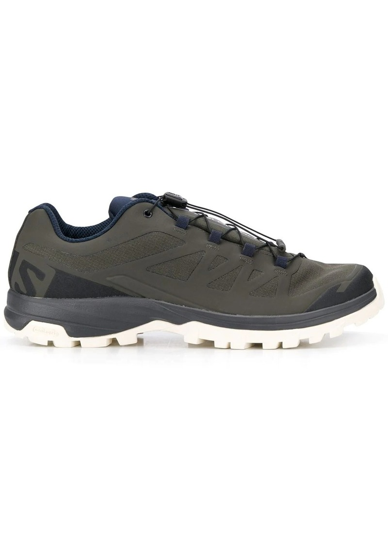 Salomon x And Wander textured lace-up sneakers