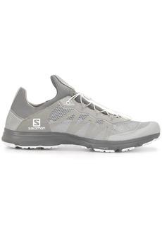 x Salomon reflective mesh sneakers