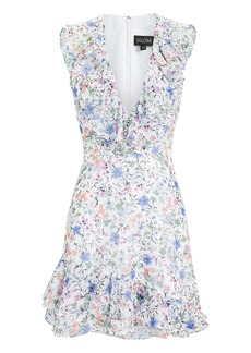 Saloni Cece Mini Dress