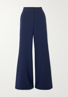 Saloni Ivy Crepe Flared Pants