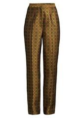 Saloni Maxima Print Trousers