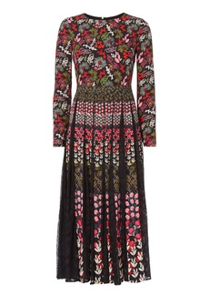 Saloni Nuri Lace Dress