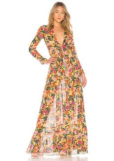 SALONI Alexia Dress