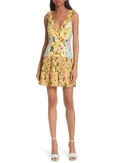 SALONI Amy Fit & Flare Dress