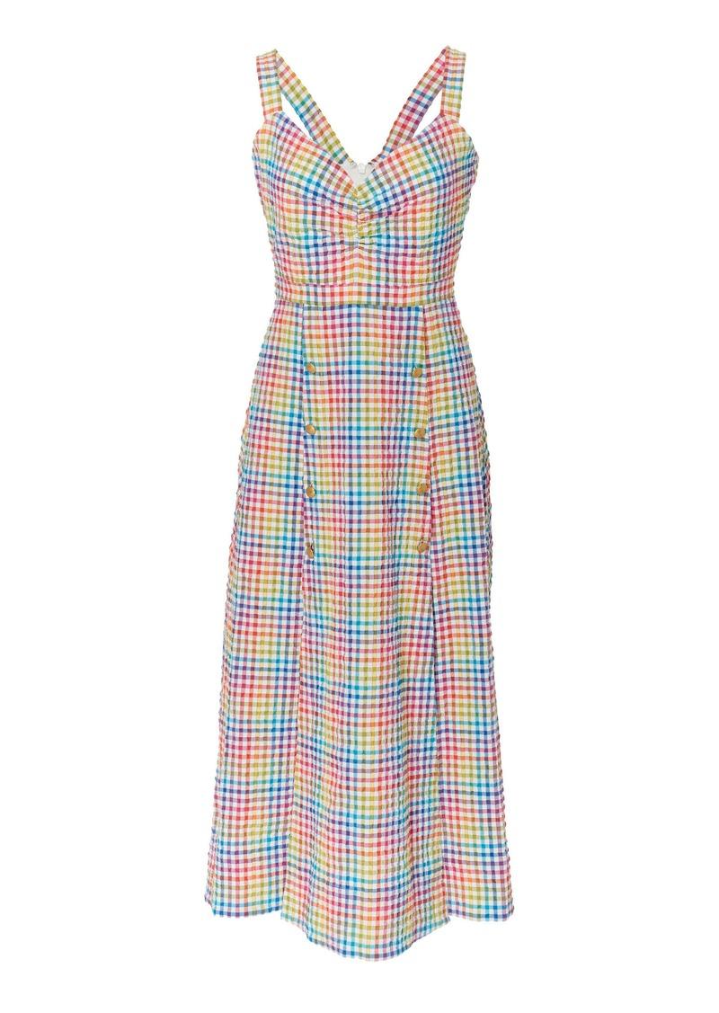 a21a8d5ed54e6 Saloni Saloni Anya Rainbow Dress | Dresses