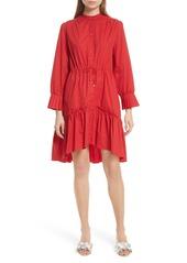 SALONI Billie Cotton Dress