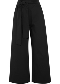 Saloni Elma cotton-blend culottes