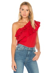 SALONI Esme-C Top in Red. - size 2 (also in 0,4,6)