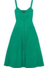 Saloni Fara stretch-cotton dress
