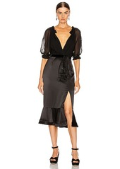 SALONI Holiday Olivia Dress