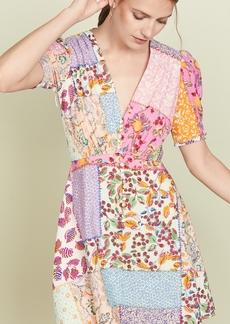 Saloni Lea Mini Dress