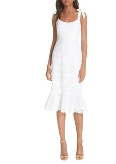 SALONI Rosie Eyelet Dress