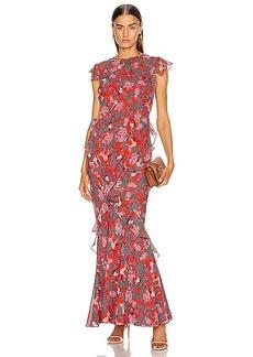 SALONI Tamara B Dress