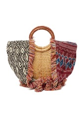 Sam Edelman Adira Straw Basket Bag
