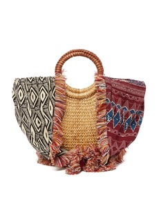 Sam Edelman Adira Straw Basket Bag