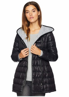 Sam Edelman Asymmetrical Jersey Lined Jacket