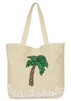 Sam Edelman Beachoholic Embroidered Tote