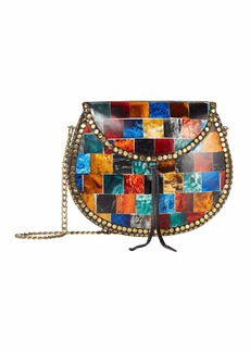 Sam Edelman Bentlee Iron Mini Handbag