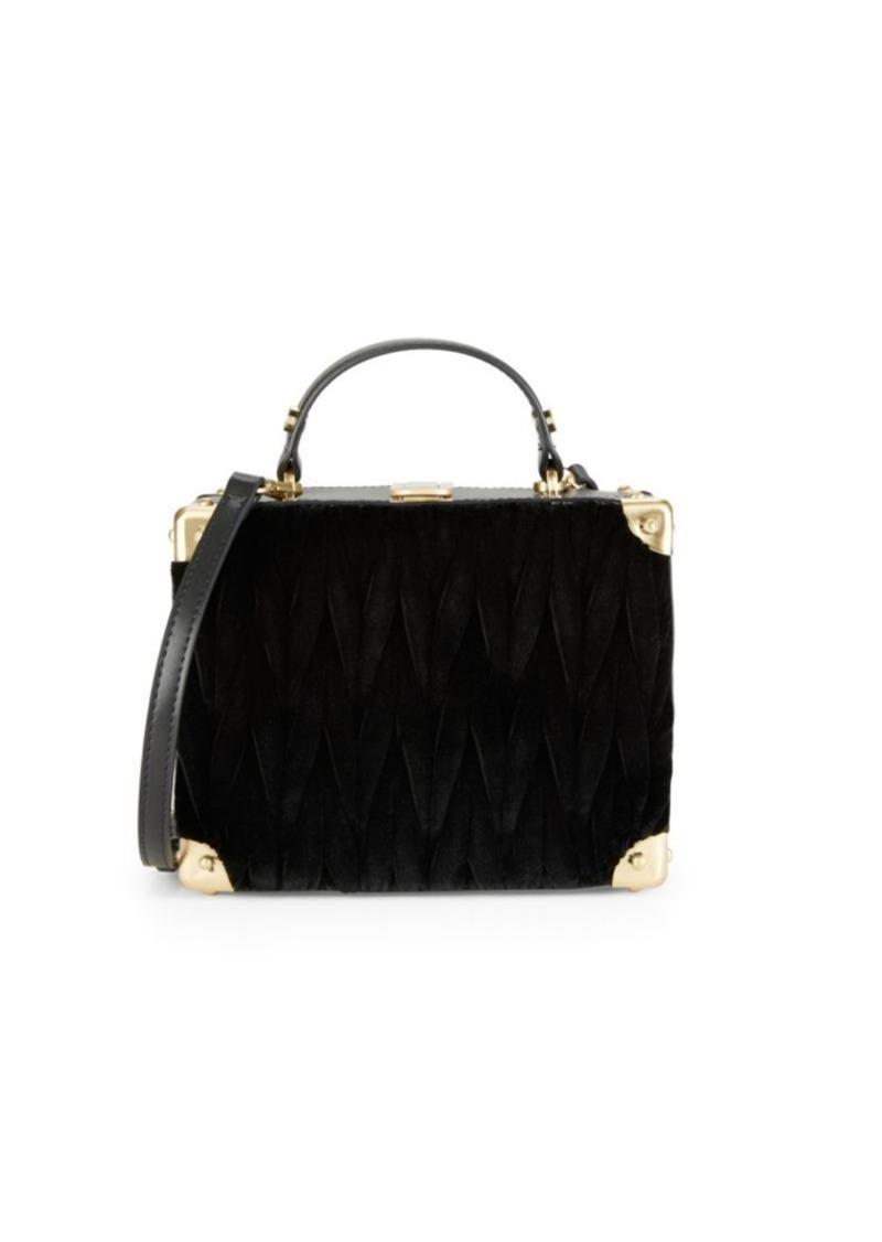 c1b8579e5216 Sam Edelman Calla Hardcase Box Crossbody Bag   Handbags