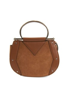 Sam Edelman Chesham Ring-Handle Crossbody Bag