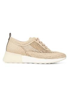 Sam Edelman Delma Raffia Sneakers
