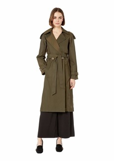 Sam Edelman Double Breasted Duster Trench