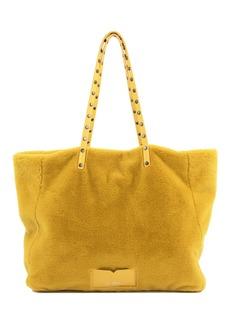 Sam Edelman Eleanora Faux Fur Tote Bag