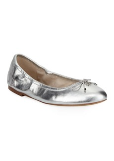 Sam Edelman Felicia Classic Metallic Ballet Flat