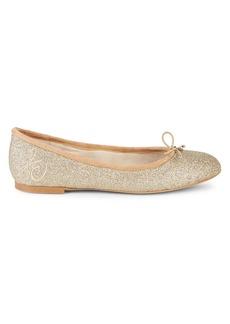 Sam Edelman Felicia Glitter Ballerina Flats