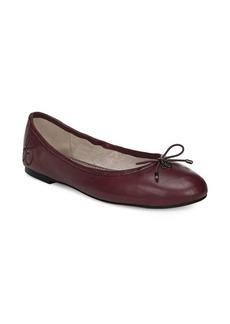 Sam Edelman Felicia Leather Ballet Flats