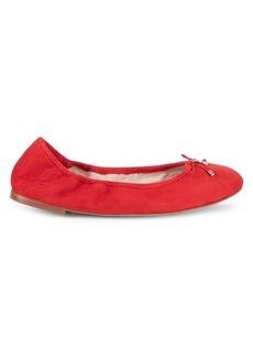 Sam Edelman Felicia Suede Ballet Flats