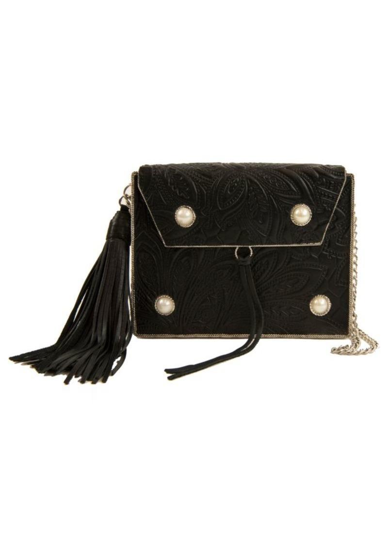 Sam Edelman Gianna Iron Boxed Mini Bag