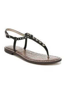 Sam Edelman Gigi Studded Flat Sandals