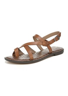 Sam Edelman Gladis Strappy Leather Flat Sandals