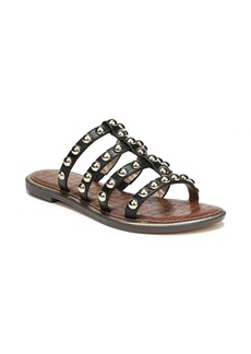 Sam Edelman Glen Studded Leather Slides