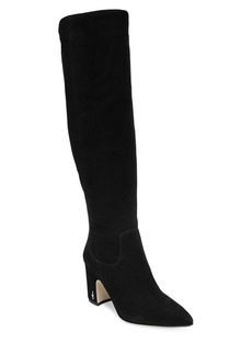 Sam Edelman Hai Suede Knee-High Boots