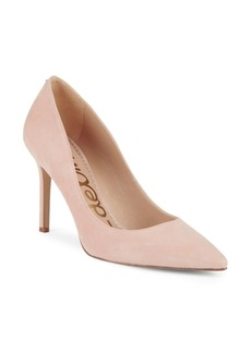 Sam Edelman Hazel Suede Stiletto Pumps