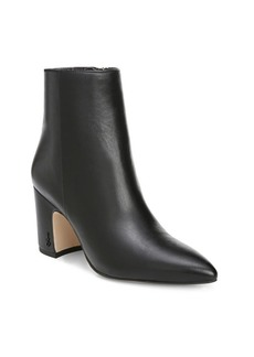 Sam Edelman Hilty Leather Ankle Boots