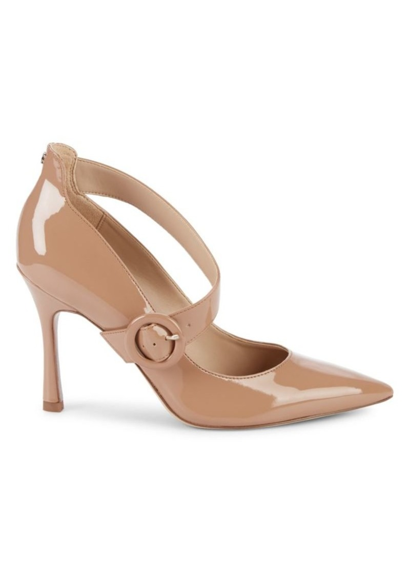 Sam Edelman Hinda Cross-Strap Pumps